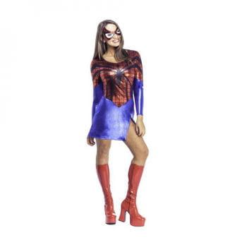 Sexy Spider Girl Kostüm
