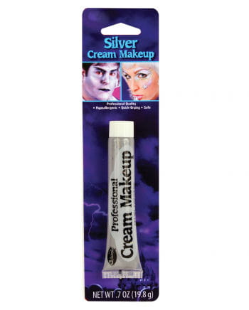 Professional Cream Makeup Silver