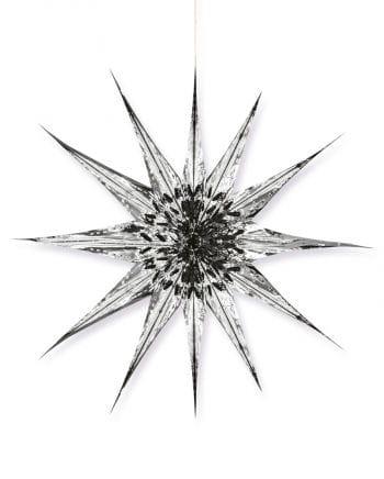 Star Decor Silver 50 cm