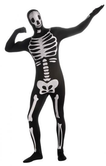 Skeleton Skin Suit XL
