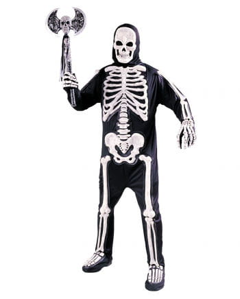 3D Skeleton Costume Adult