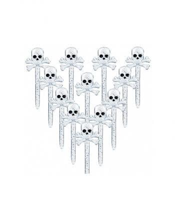 Skull & Bones Party Picker