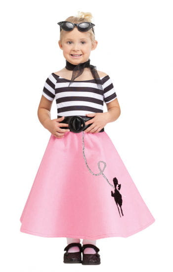 Soda Shop Sweetie Toddler Costume