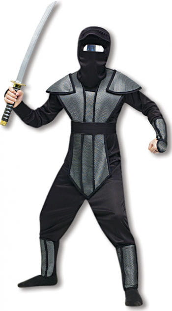 Mirror Ninja Men Costume