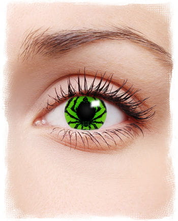 Spider contact lenses