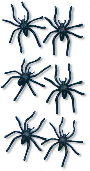 Spiders 24 PCS