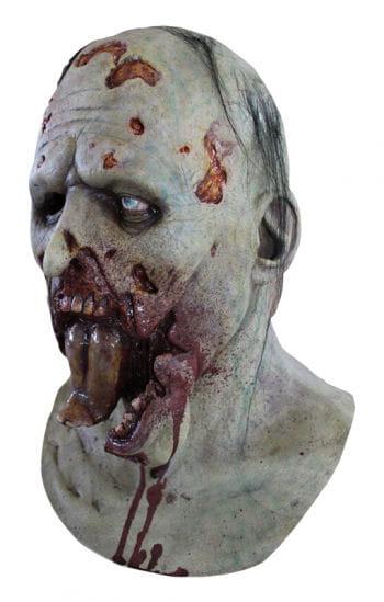 Splatter Face Zombie Maske