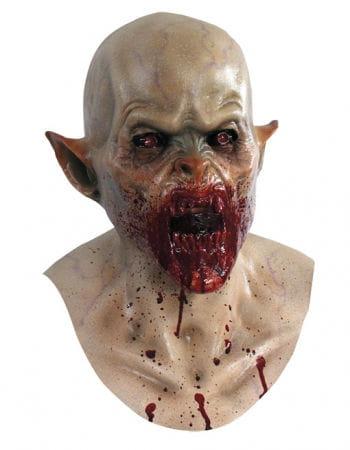 Splatter Zombie Maske