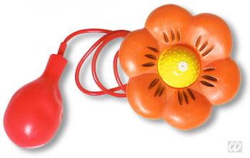 Spray flower orange
