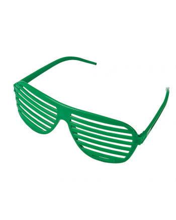 St. Patrick's Day Gitter-Brille