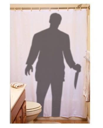 Stalker Shower Curtain