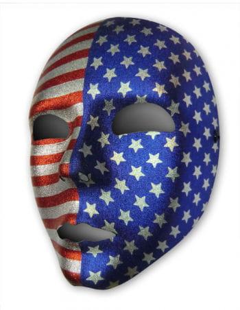 Stars and Stripes Maske