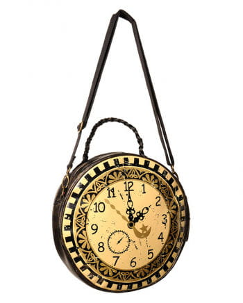 Handbag Steampunk Clock