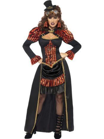 Steampunk Vampirin Kostüm