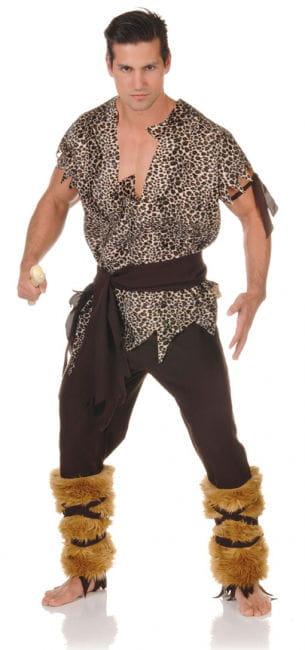 Stone Age hunter costume Premium