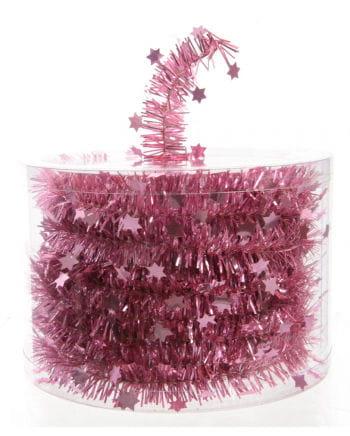 Star garland - Pink