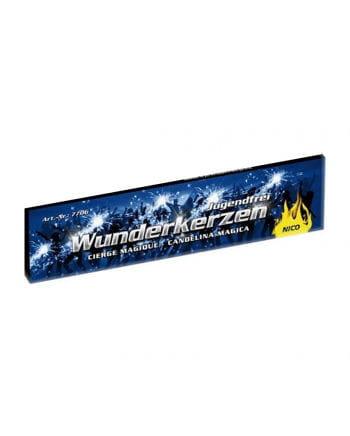 Sternwerfer as sparklers 10 St - 18cm