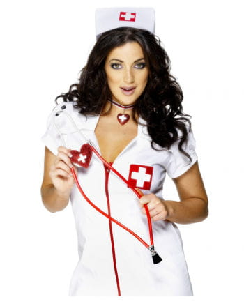Sexy stethoscope with heart