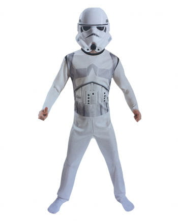 Stormtrooper Kids costume with mask