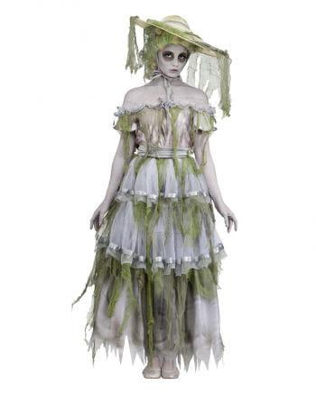 Südstaatenschönheit Zombie Kostüm