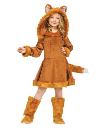 Sweet vixen costume