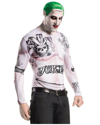 Suicide Squad Joker Kostüm Set