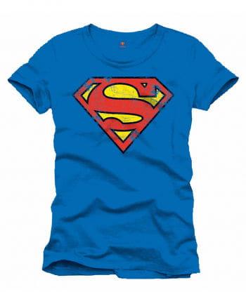 Superman Retro Logo T-Shirt
