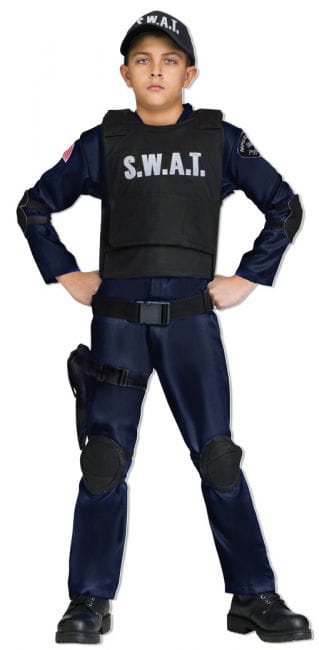 SWAT Commando Child Costume