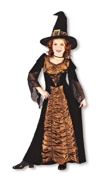 Taffeta Witch Kinderkostüm Gr. M
