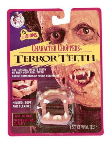 Terror Zähne