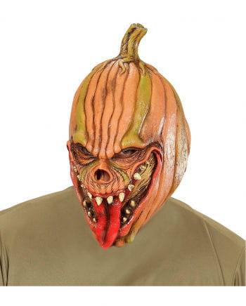 Devil pumpkin mask