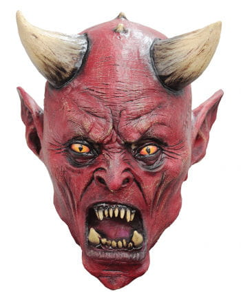 Devil mask Uzzath