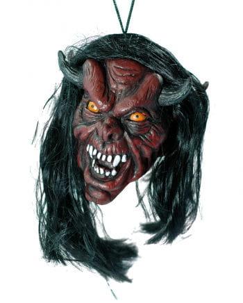 Shrunken Head Devil