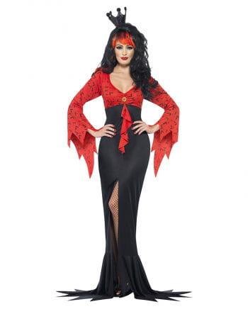 Teuflische Königin Kostüm