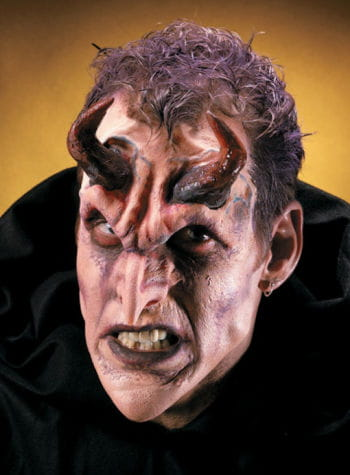 Devilish Demon Latex Face Appliance