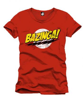 The Big Bang Theory Bazinga T-Shirt
