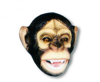 Tier Maske Affe