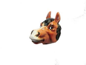 Tier Maske Pferd