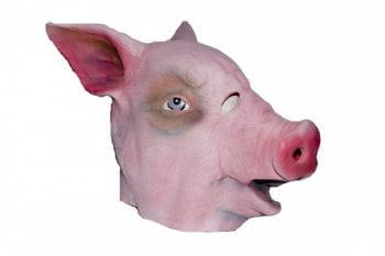 Tiermaske Schwein