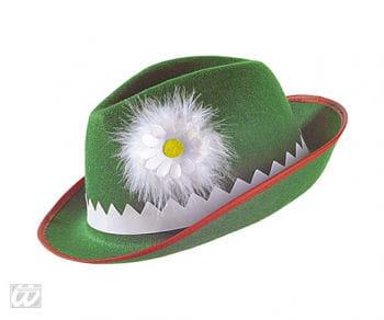 Tirolean Hat