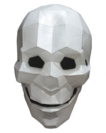 Low Poly Skull Mask