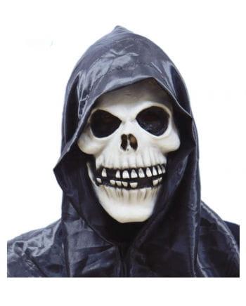 Schädel Maske mit Kapuze