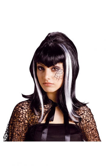 Vampiress Beehive Wig