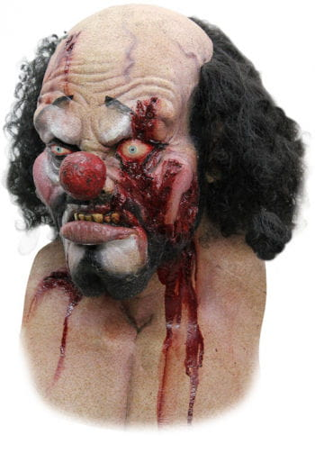 Tramp Clown Maske