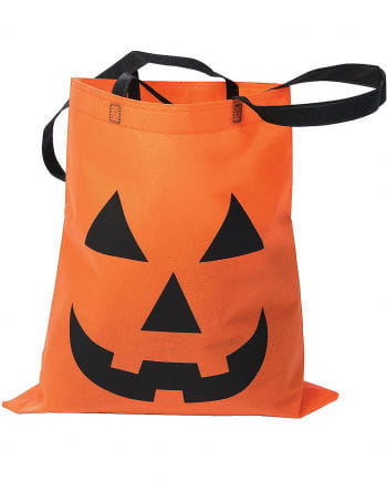 Trick or Treat Kürbis Tasche