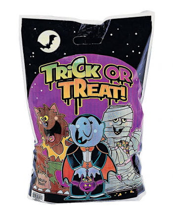 Trick or Treat bag Boo Bunch