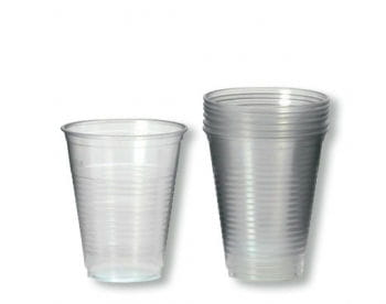 Transparent cup 0,2l 100 St.