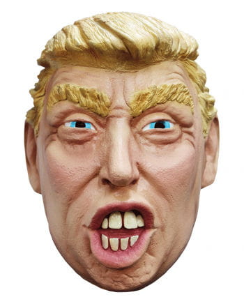 Trump latex mask