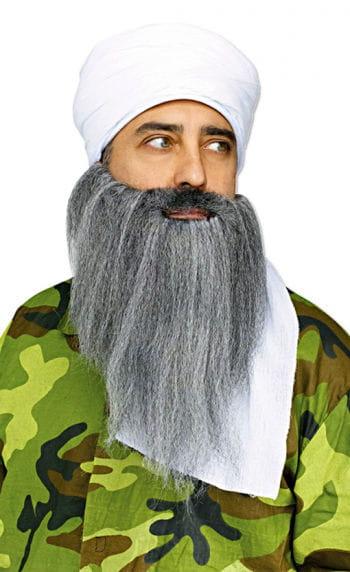 Turban With Long Beard