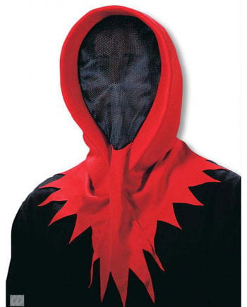 Invisible Red Phantom mask